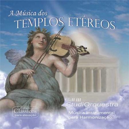 CD A Música dos Templos Etéreos