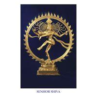 ADESIVO Senhor Shiva