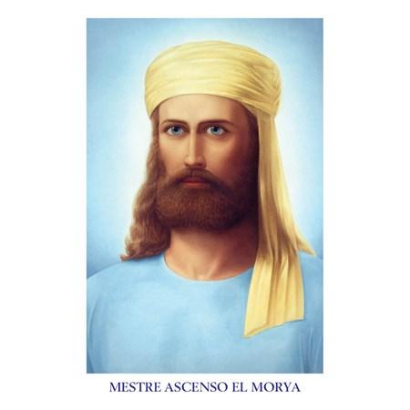 ADESIVO Mestre Ascenso El Morya