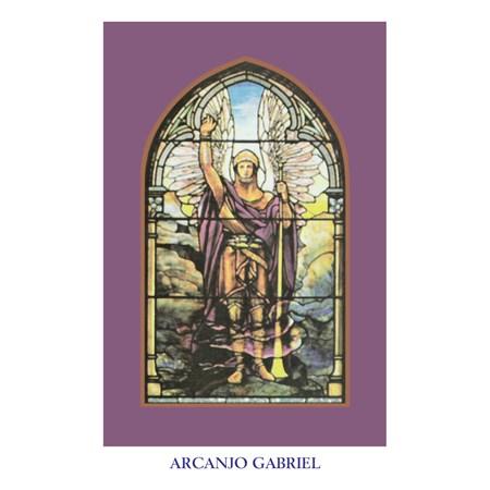 ADESIVO Arcanjo Gabriel