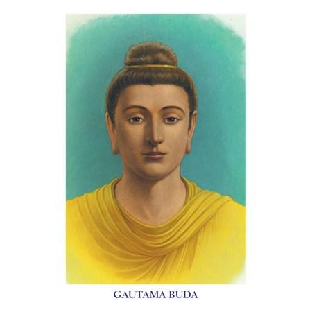 ADESIVO Gautama Buda