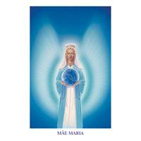 ADESIVO Mãe Maria