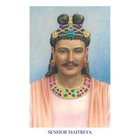 ADESIVO Senhor Maitreya
