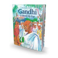 Gandhi, o Herói da Paz