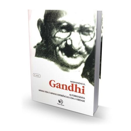 Gandhi, Autobiografia