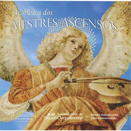 CD A Música dos Mestres Ascensos