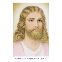 CARD Mestre Ascenso Jesus Cristo