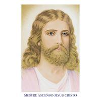CARD Mestre Ascenso Jesus Cristo