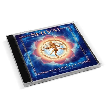 CD Shiva! Nataraja - Cântigos Sagrados do Coração da Índia