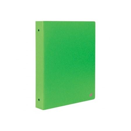 Fichário para Manual de Decretos Cor Verde Opaca