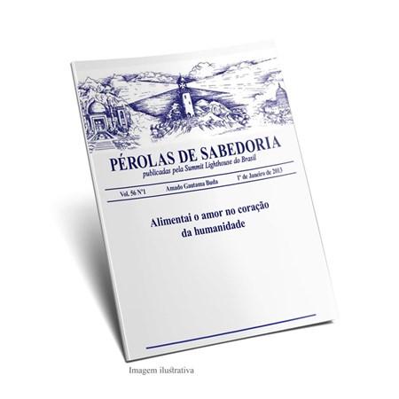 Pacote de Pérolas de Sabedoria Vol. 56