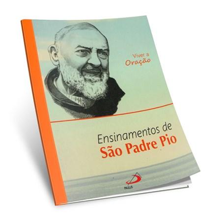 Viver em Oração - Ensinamentos de São Padre Pio